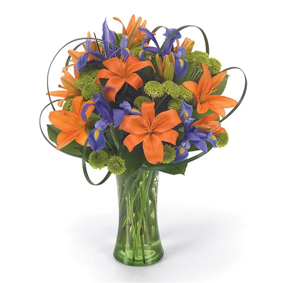 """Blooming Glory"" flower bouquet (BF24-11K)"